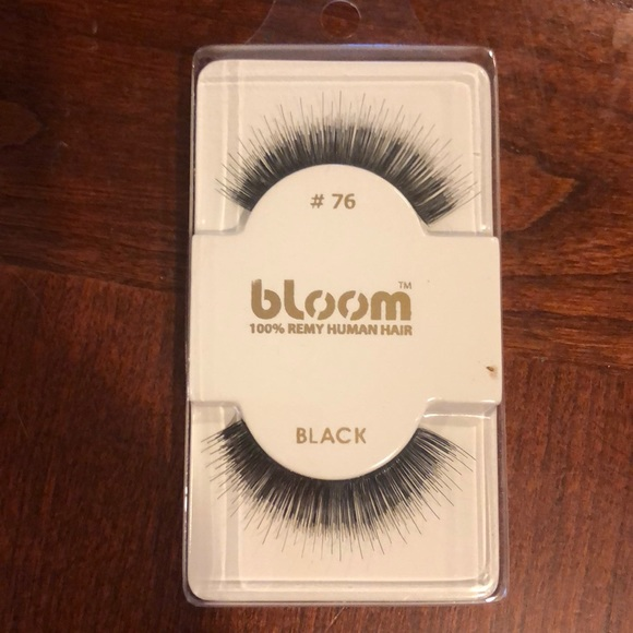 Bloom Makeup Remy Hair Eyelashes Poshmark